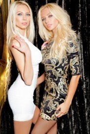 escort Janna and Viktoria
